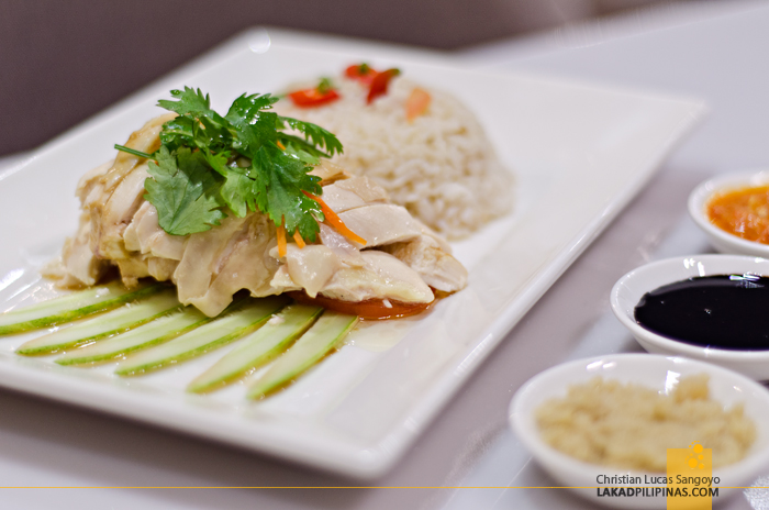 The Pines Melaka Hotel Hainanese Chicken