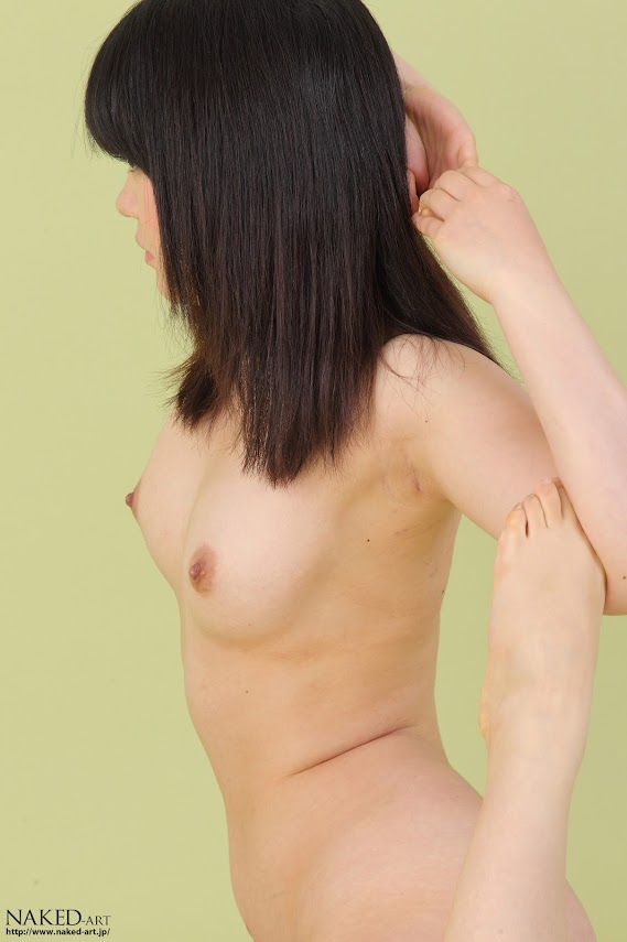 Naked-Art No.00485 Tsugumi Ishioka 石岡亜美 NakedArt-485
