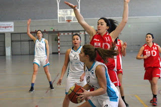 Paúles vs Loiola Indautxu