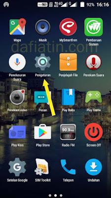 Cara Memberi Kata sandi Wifi Android