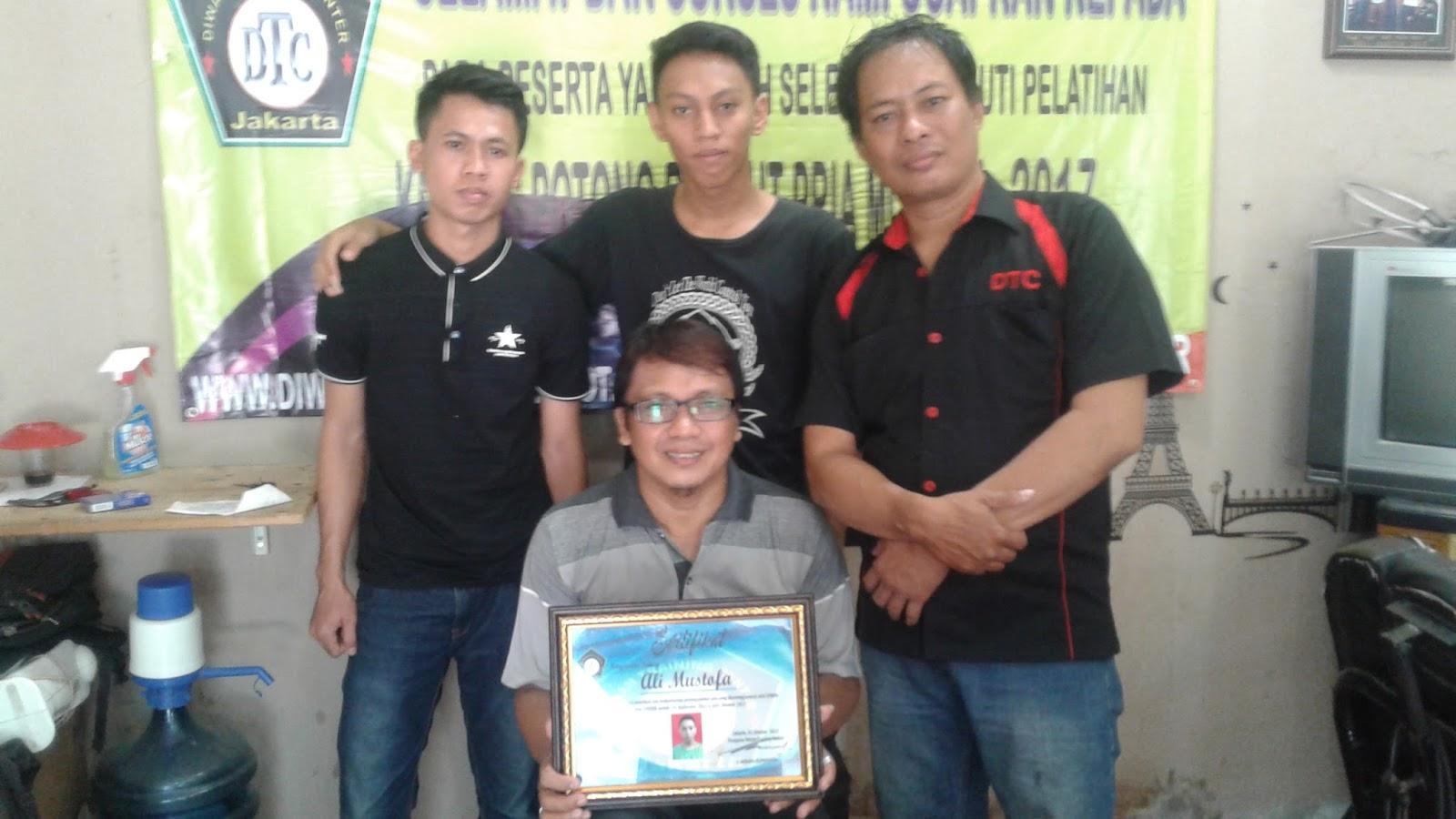 peserta dari pisangan jakarta timur yang selesai dan mendapatkan sertifikat 456fafcd0e