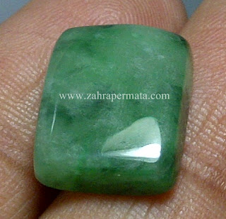 Batu Permata Giok Type A + Memo - ZP 600