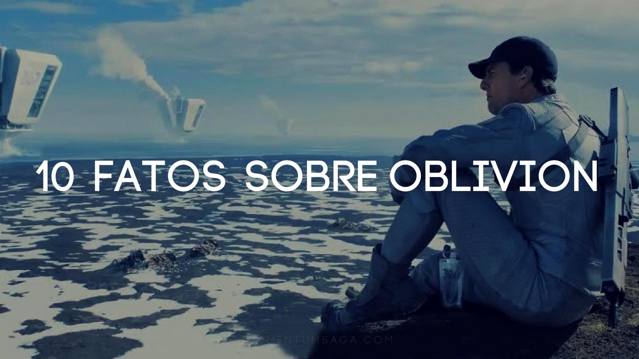 10 coisas que você não sabia sobre Oblivion