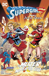 Supergirl Jesse Quick