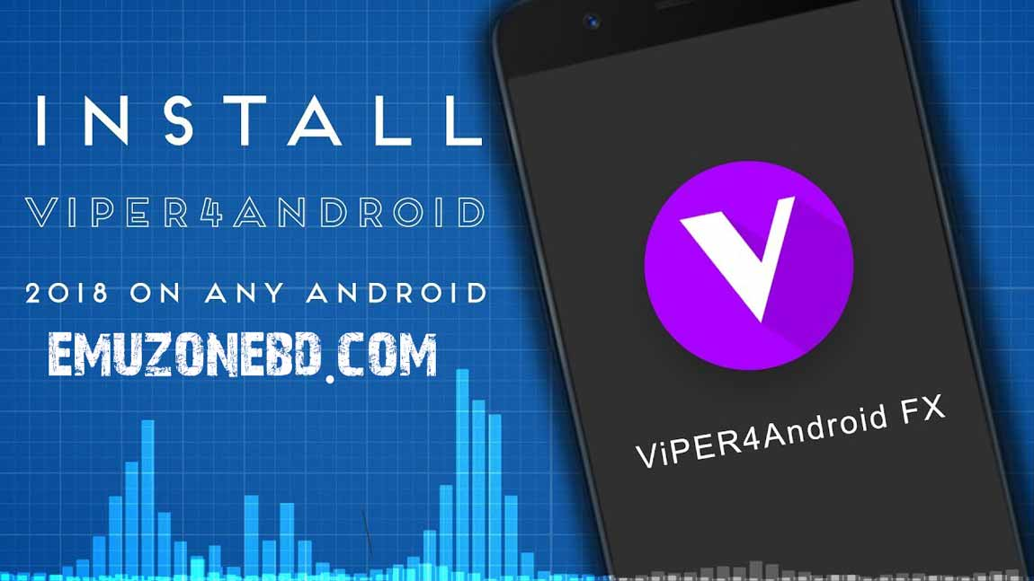 ViPER4Android FX Apk Driver Zip Download - Rooted 100% Working