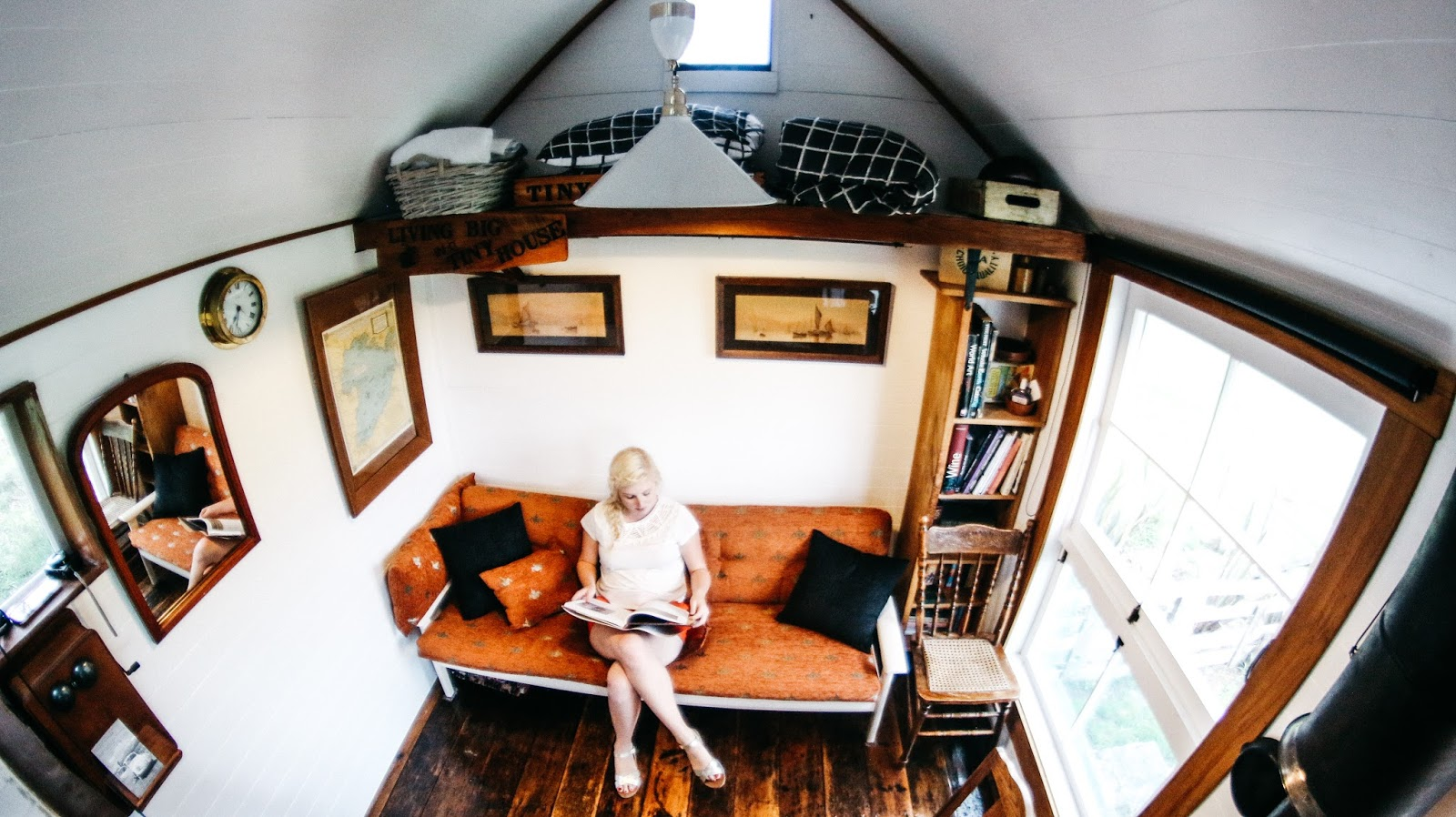 Tiny House Living in New Zealand | Global Fashion Gal Blog