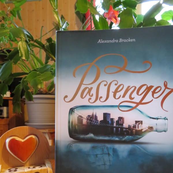 Passenger, tome 1 d'Alexandra Bracken