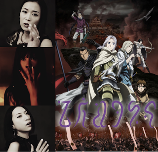 JMusic-Hits.com Kalafina x Arslan - One Light