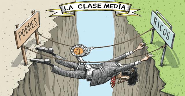 La clase media: ¿De que sirve eso?