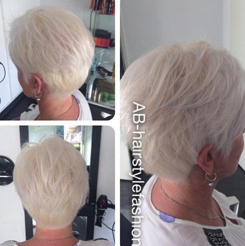 Potongan Klasik Wanita Umur 50 Ke Atas