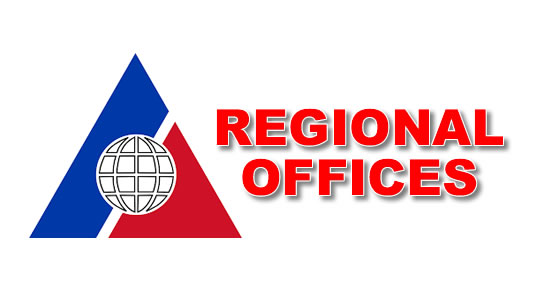 List: POEA Regional Offices