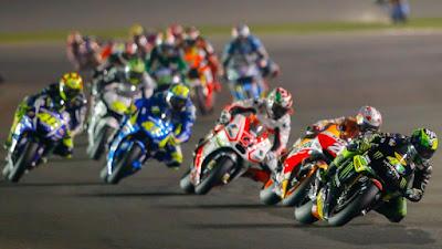 Kejuaraan Dunia MotoGP ™ 2016  Dimulai