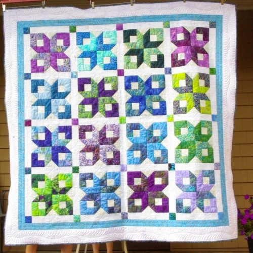 Boxy Stars - Quilting Tutorial
