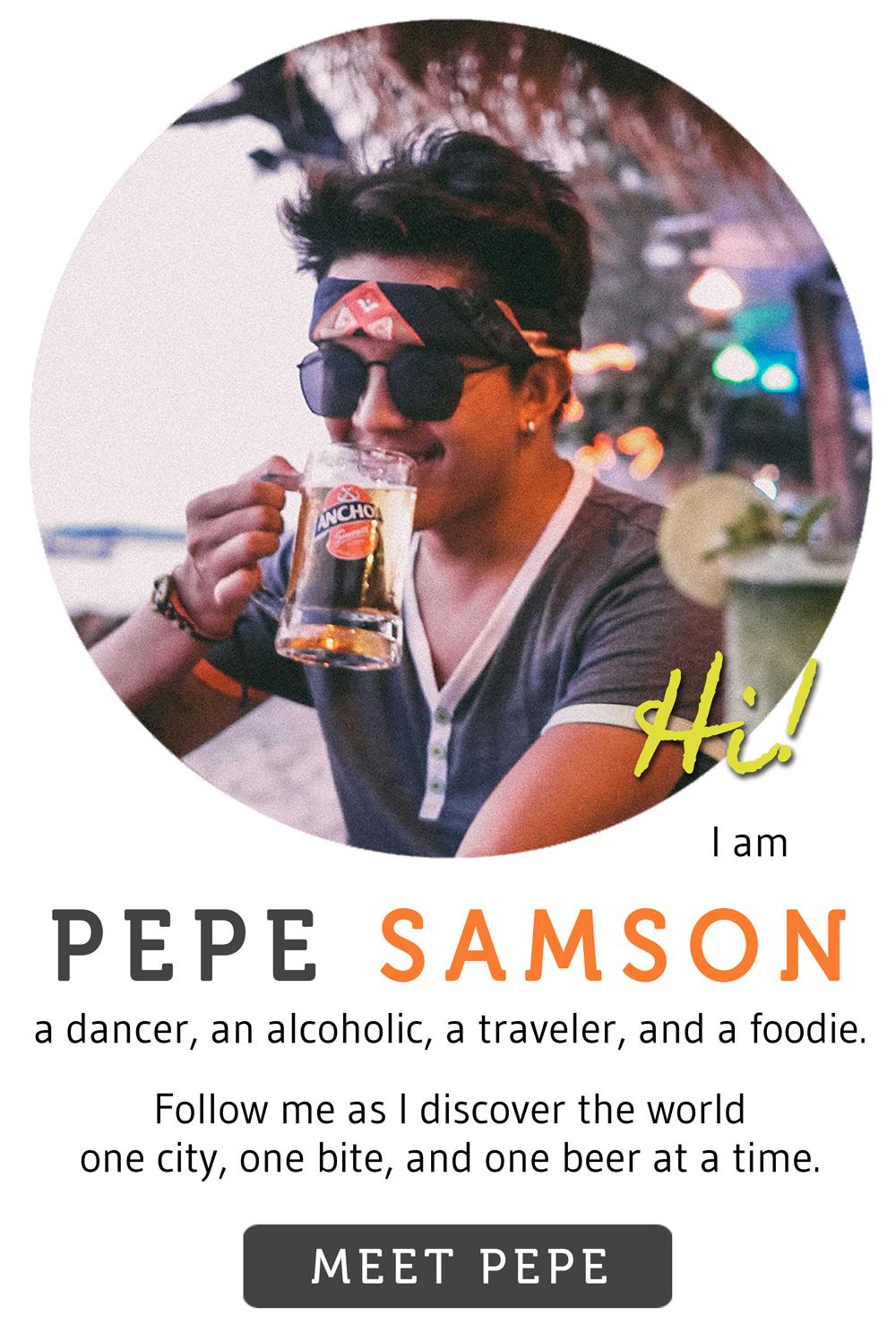 pepe samson