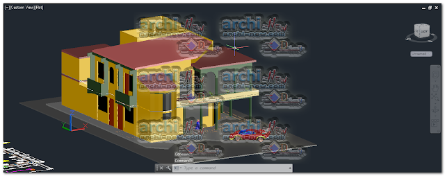 Download-AutoCAD-restaurant-my-fasting-counting-dwg-cad