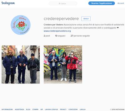 https://www.instagram.com/crederepervedere/