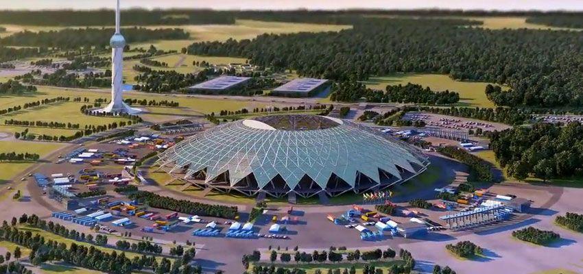 Samara – Samara Arena - 44. 807