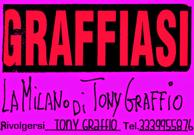 Tony Graffio cerca collaboratori gratis