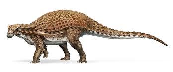 اكتشاف أحفورة ديناصور سليمة تماما بلحمها وعظامها وحتى بقايا الطعام في جوفها