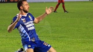 Spasojevic Prioritaskan Persib Bandung