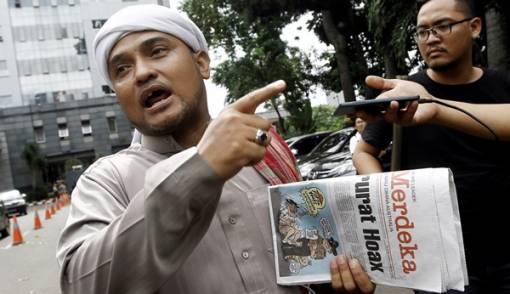 """Ahok Mau Bebas, Novel Bamukmin Gak Percaya Ahok di dalam Penjara """"Gak Berhak Dapat Ramisi"""""""