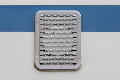 東武鉄道8000系車外スピーカー
