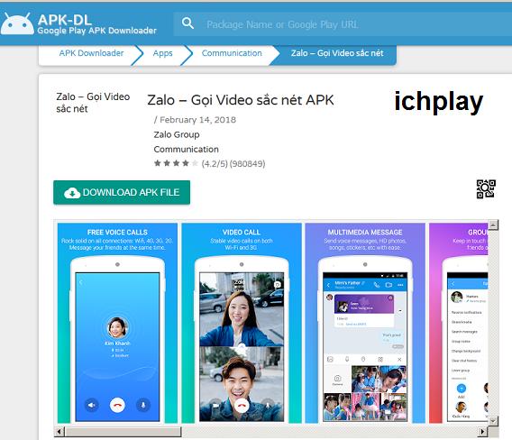 Cách Tải File APK Từ Google Play Trên Máy Tính, Laptop Dễ Dàng Nhất 2018 c