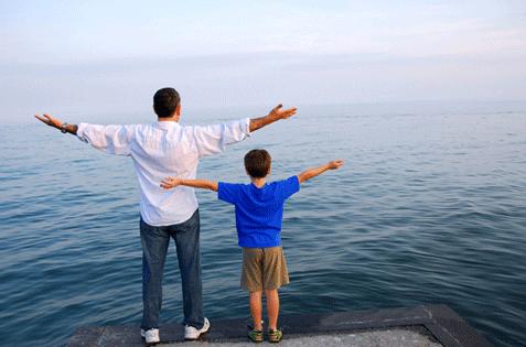 7 điều bố dạy con trai