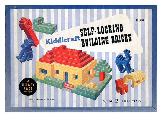 Kiddicraft Building Bricks