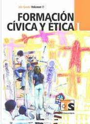 Formación Cívica y Ética I Volumen II Libro para el Alumno Segundo grado 2018-2019 Telesecundaria