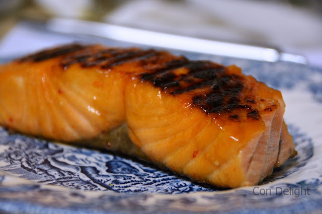 פילה סלמון ב10 דקות ten minute salmon fillet