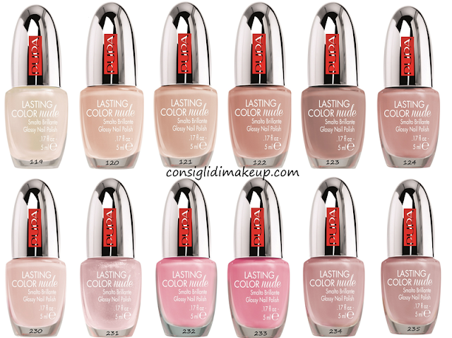 Preview: Limited Edition Lasting Color Nude - Pupa Milano