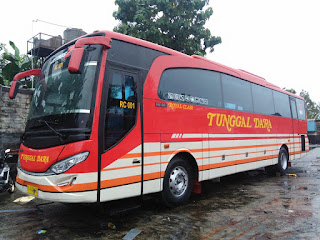 bus Po Tunggal Dara Royal Class