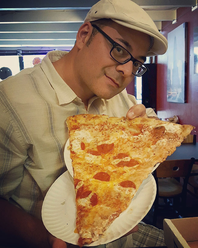 the pizza chap pizza blog pizza casbah my favorite new york
