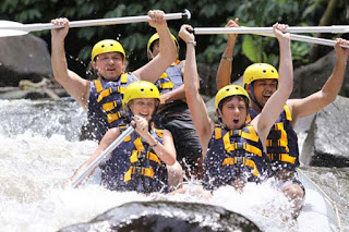 all about bali adventure rafting