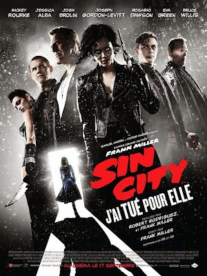 Sin City - J'ai Tué pour Elle poster
