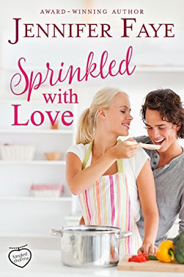 Book Review: Sprinkled with Love, by Jennifer Faye, 3 stars