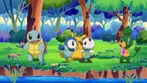 Pokemon: Meloettas Moonlight Serenade