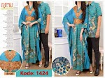 Busana Muslim Couple Tozca GC1424 HABIS