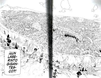 "Reseña de ""SEVEN DEADLY SINS"" vol. 20 de Suzuki Nakaba - Norma Editorial"