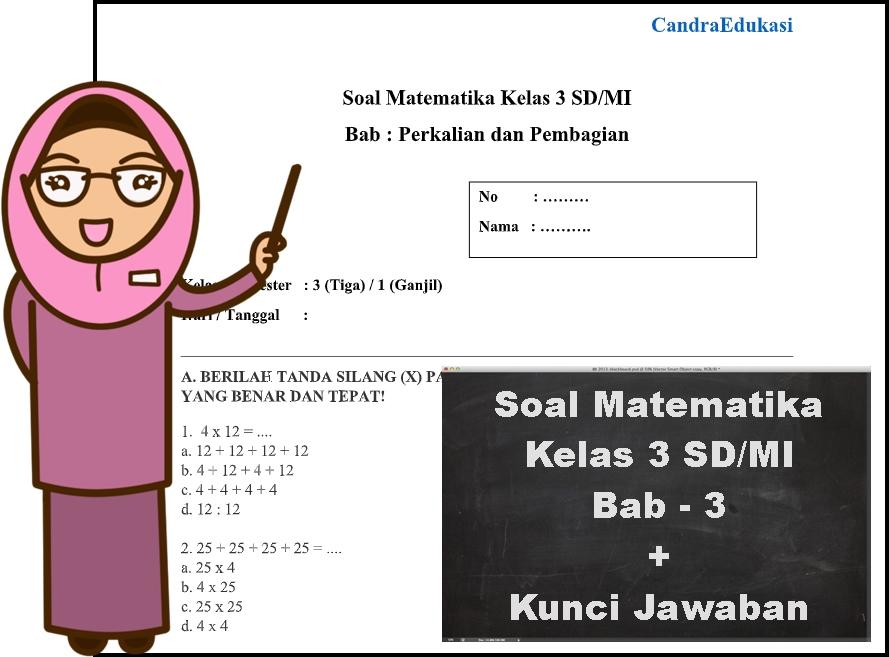 Kunci Jawaban Matematika Kelas 5 Bab 2