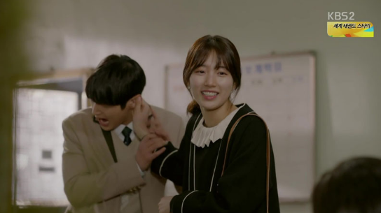 Sinopsis Drama Korea Terbaru : Uncontrollably Fond Episode 14 (2016)