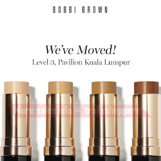 Bobbi Brown Pavilion KL Moved 2017