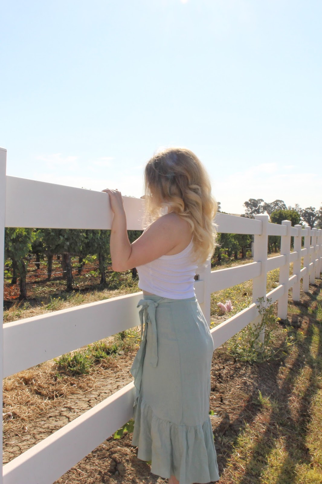 The Vineyard Girl
