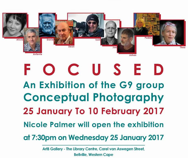 Focused : Conceptual Photography Exhibition in Bellville, Cape Town