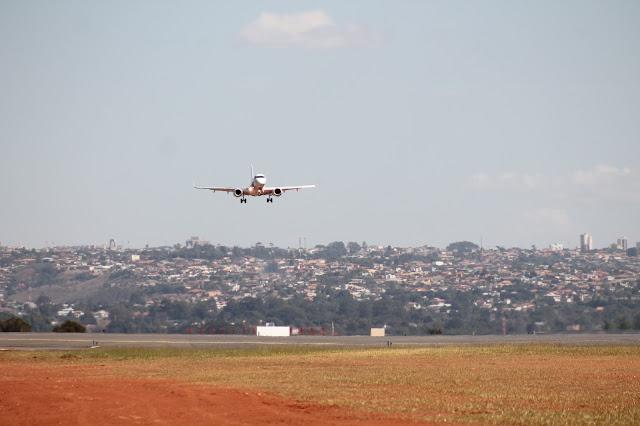 FOTO: aSCOM AEROPORTO JK -DFMOBILIDADE