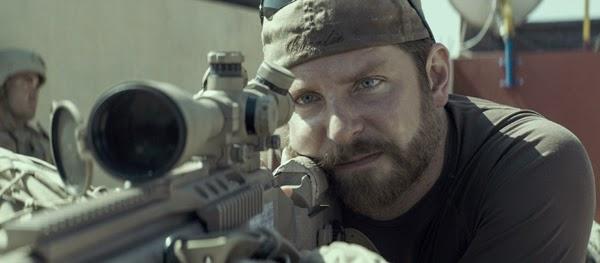 """""""El francotirador"""" (Clint Eastwood, 2014)"""