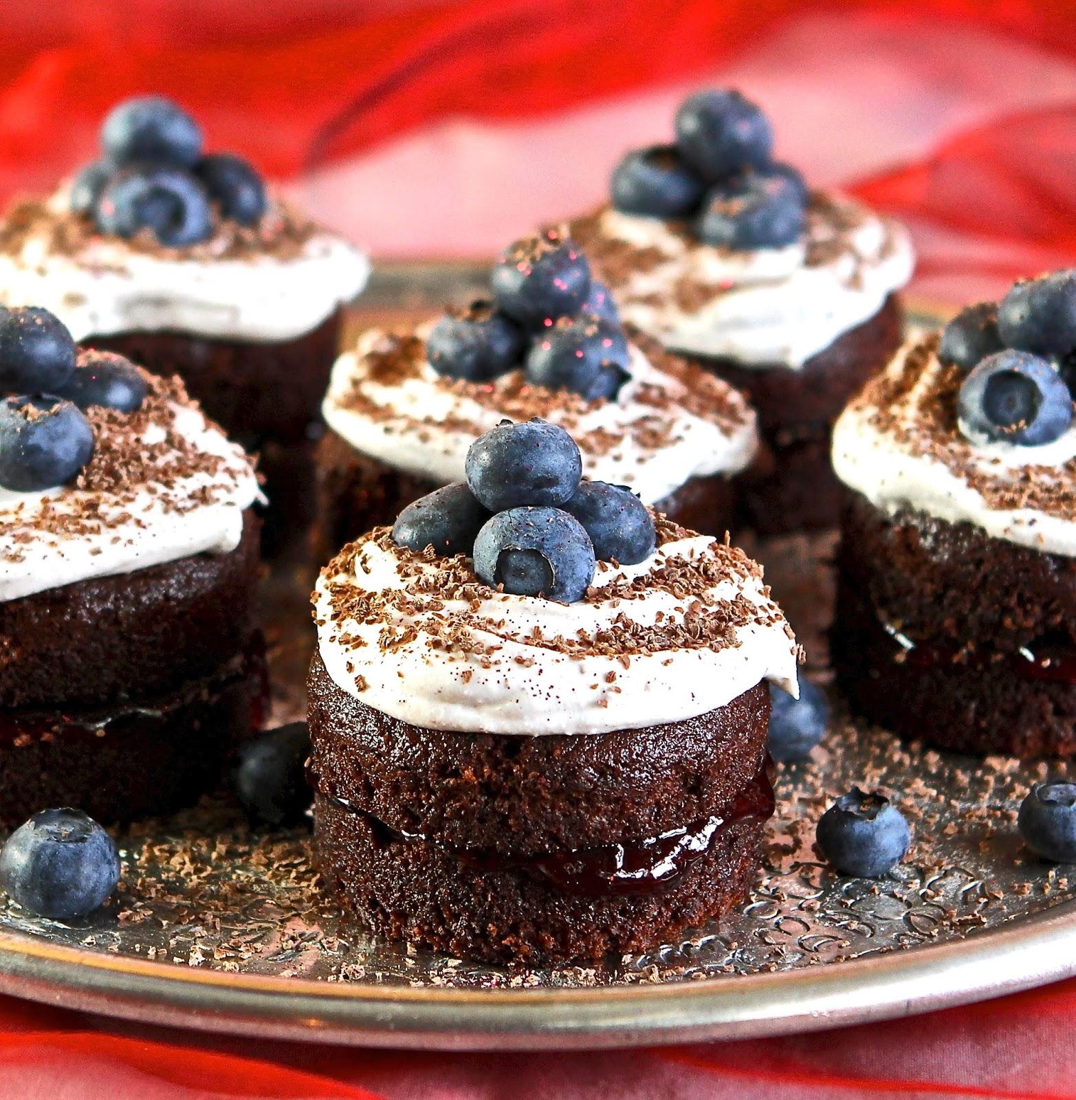 Dairy Free Chocolate Cake  Tear