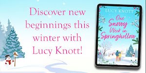 "'One Snowy Week in Springhollow."" OUT NOW!"
