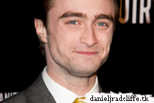 Updated: Daniel Radcliffe attended Paris premiere of The Woman in Black